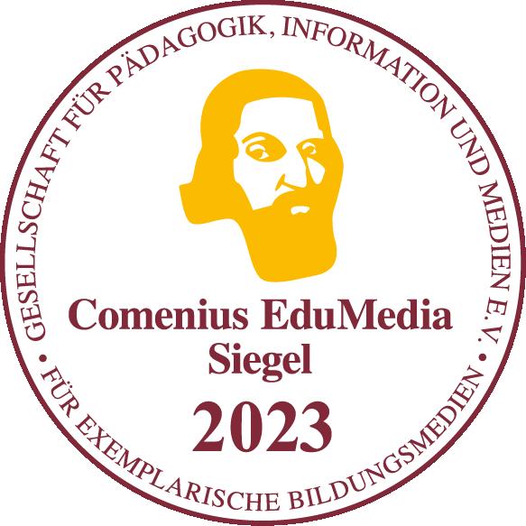 Comenius EduMedia Siegel 2017